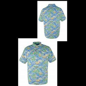 ***BIG*** POLO Ralph Lauren Hawaiian Shirt Size 4X